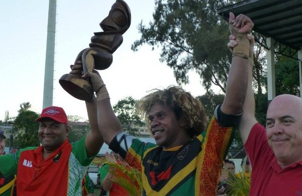 History will continue to be made when Vanuatu Rugby League take on Asian Champions, the Philippines Tamaraws on Saturday October 11 2014 at Chapius Stadium